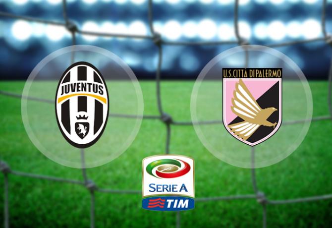 Juventus vs Palermo