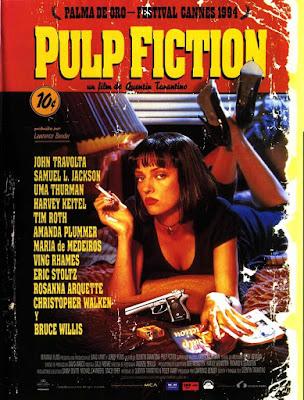 Pulp Fiction 1994 DVD R1 NTSC Latino