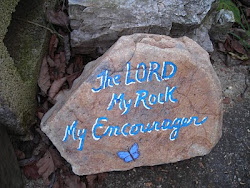 The LORD, My Rock, My Encourager