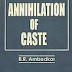 Annihilation of Caste: With a reply to Mahatma Gandhi by B.R. Ambedkar