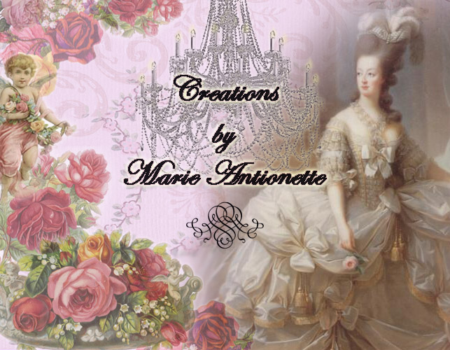 Dolls By Marie Antoinette