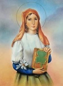 St. Dymphna