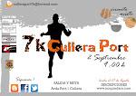 Cartell 7K Cullera Port