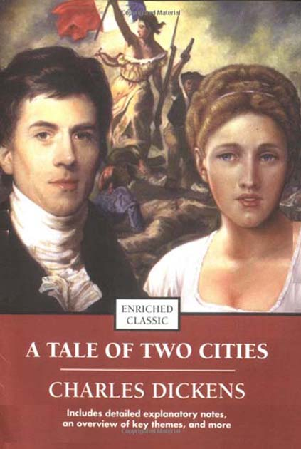 The Tale Of Two Cities Summary Pdf