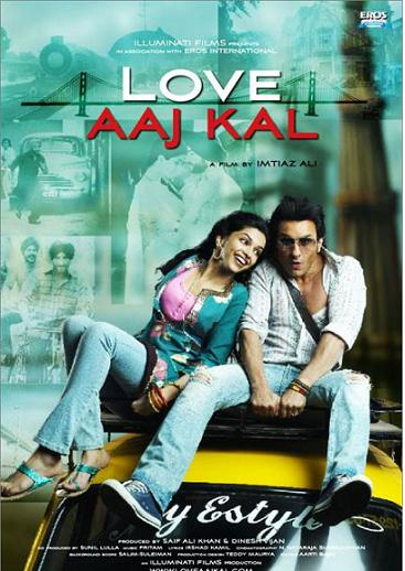 Hindi Old Love Aaj Kal (2009) BRRIP