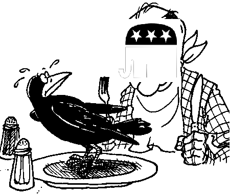 republicans eating crow
