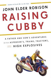 "Book cover: ""Raising Cubby"" by John Elder Robison"