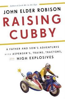 "Book cover: ""Raising Cubby"" by John Elder Robison"