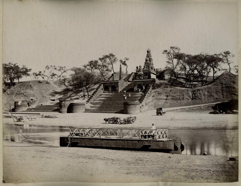 Krishna River near Satara (Maharastra)