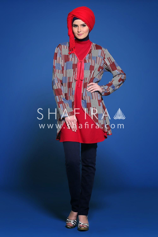 Baju Muslim Shafira Modern