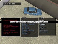 GTA SA - Vehicle Spawn Premium