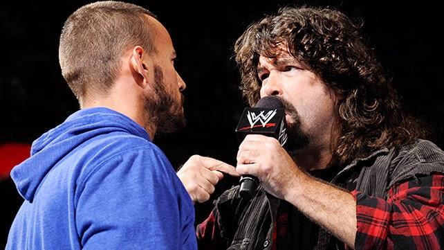 Τι σκέφτεται ο Mick Foley για τον CM Punk ;