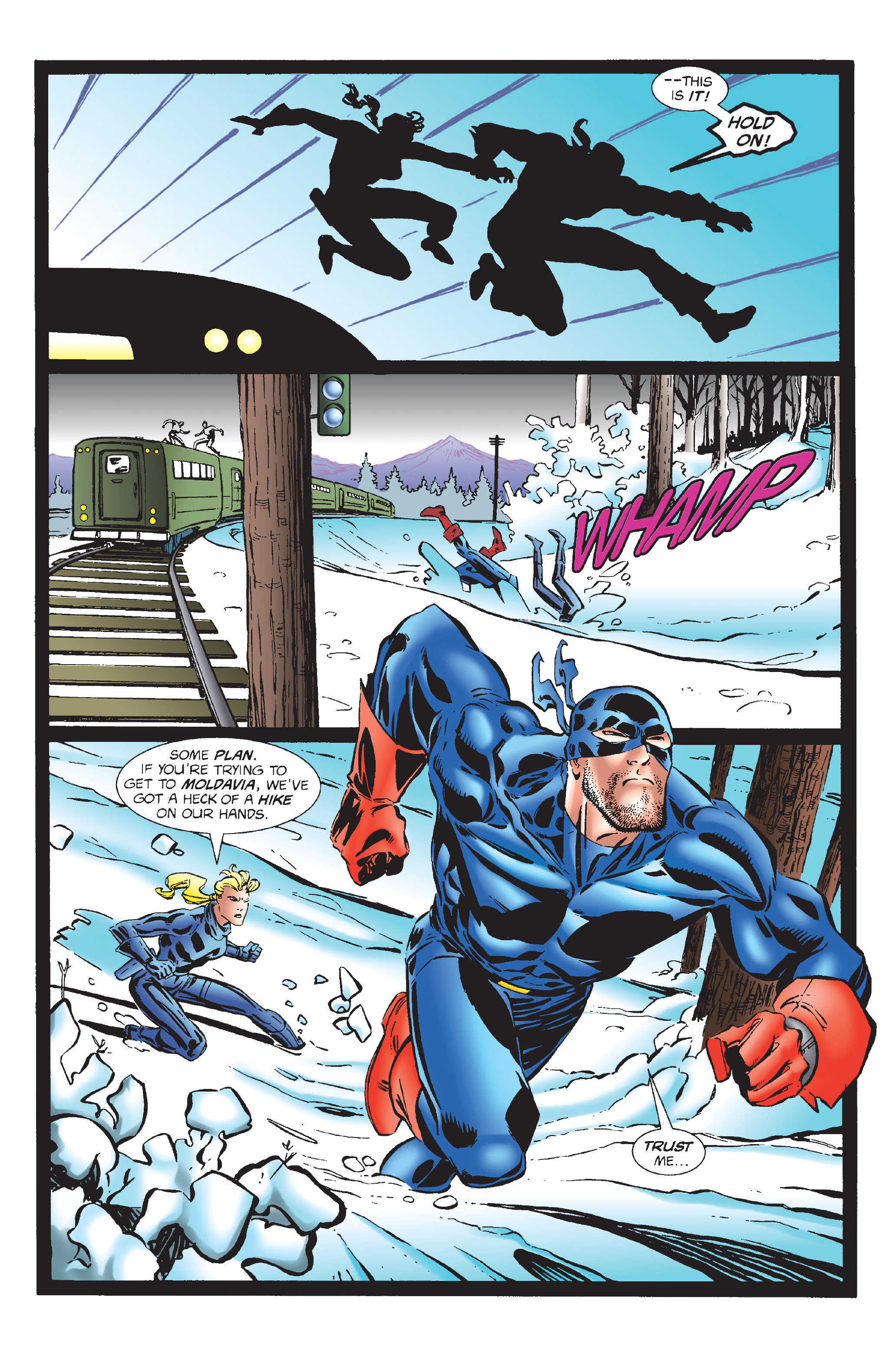 Captain America (1968) Issue #451 #408 - English 15