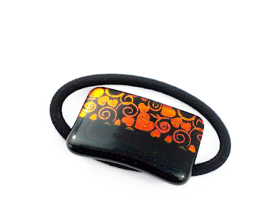 https://www.etsy.com/listing/239298054/black-ponytail-holder-with-copper