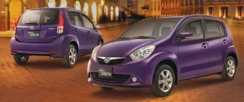 Spesifikasi Daihatsu Sirion Terbaru di otospek.com Info Spesifikasi dan Berita otomotif Indonesia