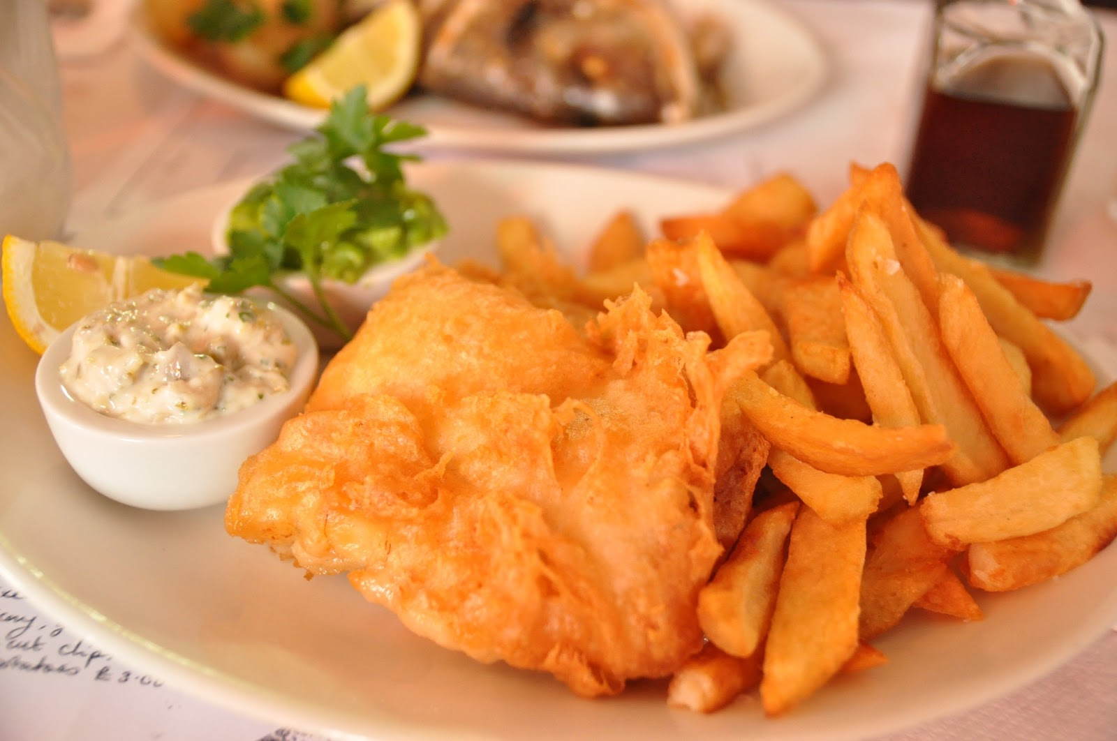 Whitstable oyster company review oysters don 39 t get any for All you can eat fish and chips near me