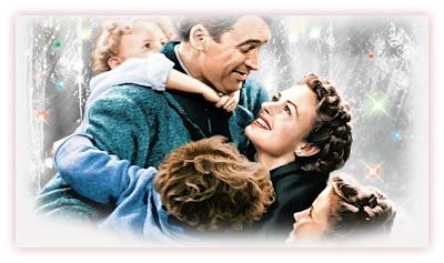 It's A Wonderful Life / A Felicidade Não Se Compra / Do Céu Caiu Uma Estrela - obra prima de Frank Capra