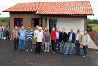 ... | Blog do Chaguinhas: Em Bandeirantes, Cohapar entrega 49 casas
