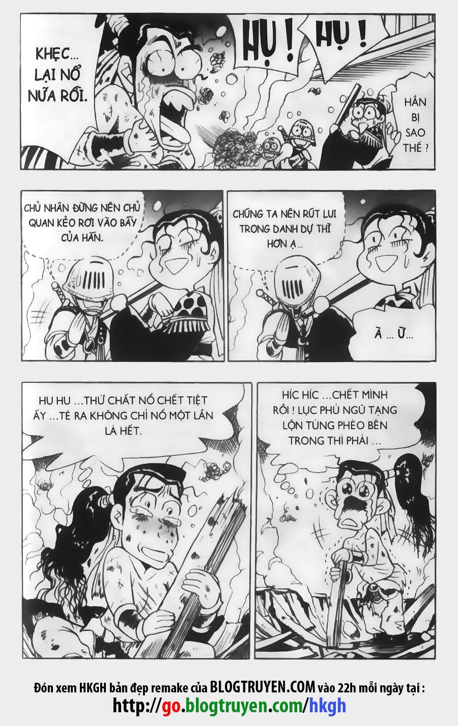 Hiệp Khách Giang Hồ chap 44 page 18 - IZTruyenTranh.com