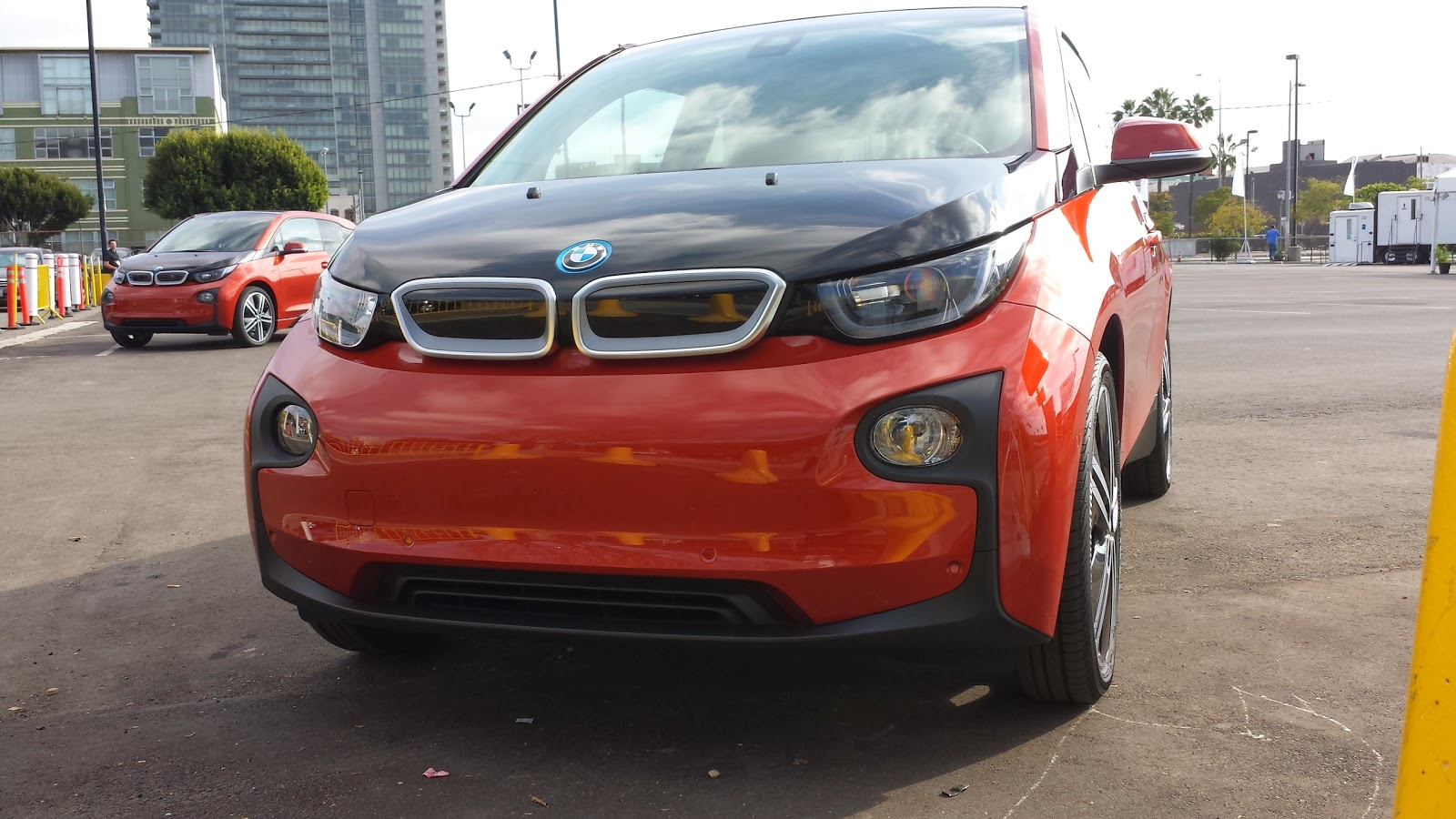 pictures from the la auto show i3 drive event bmw i3 forum. Black Bedroom Furniture Sets. Home Design Ideas