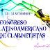II Congreso Latinoamericano de Clarinetistas: Preguntas Frecuentes