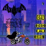 لعبة مغامرات باتمان