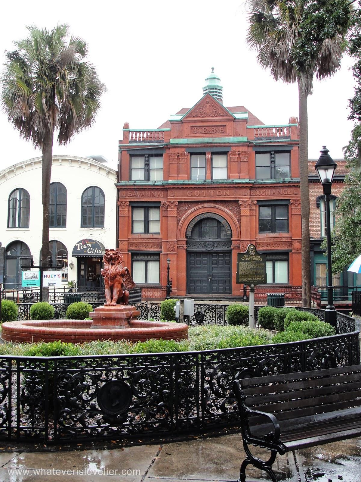 Travel Tuesday: Savannah, GA