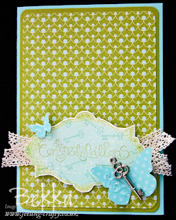 Sale-a-Bration New Home Congratulations Card