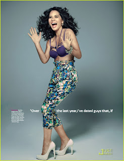 Olivia Munn - Audrey magazine Spring 2011 issue