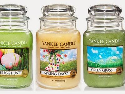 Yankee Candle - Velas