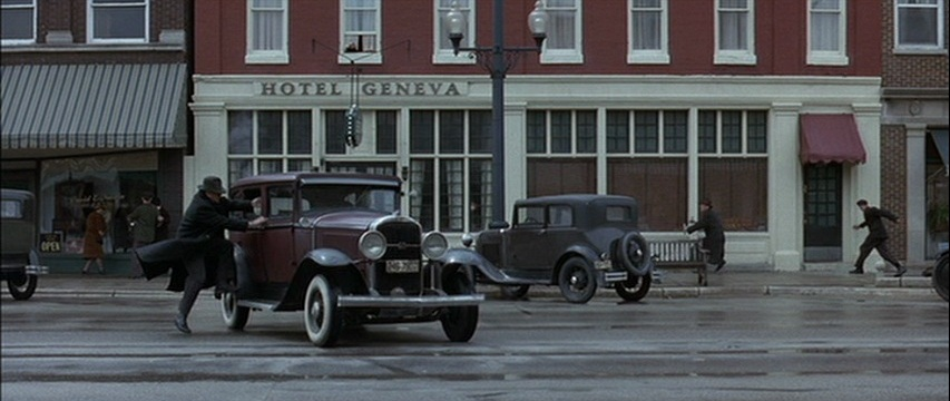 Filming Locations Of Chicago And Los Angeles Road To Perdition