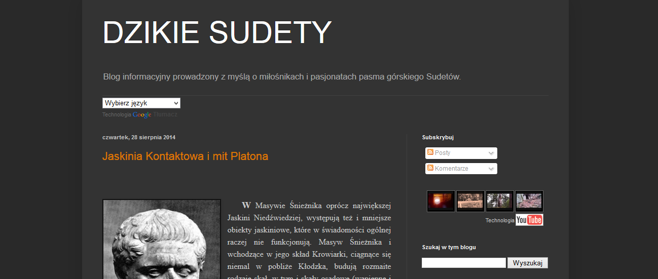 Blog Dzikie Sudety