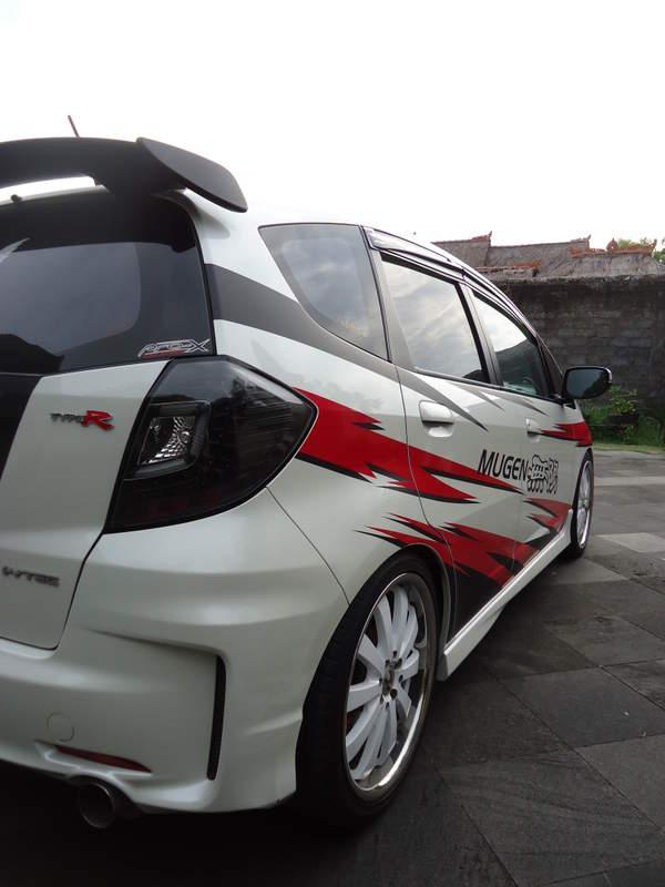 Very Cool Honda Jazz RS Mugen 2012