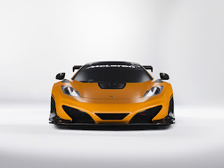 McLaren 12C CAN-AM Edition Racing Concept Debuts During Pebble Beach Weekend