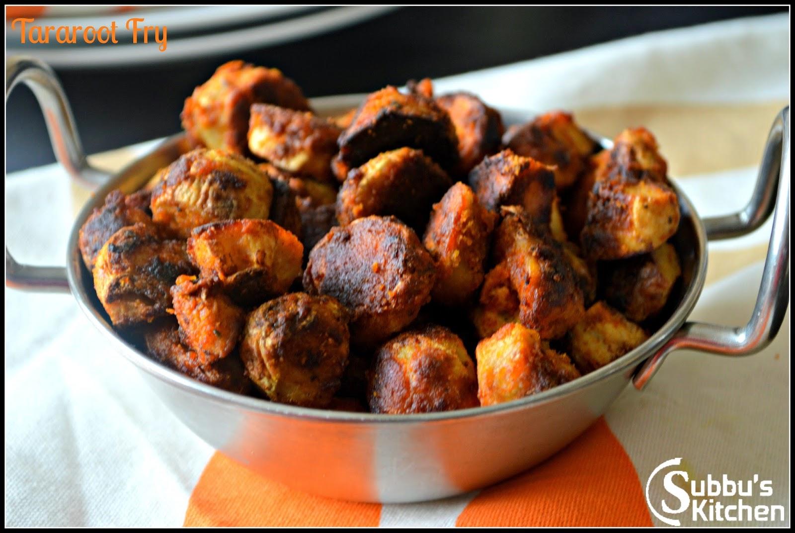 Seppankizhangu (Cheppankizhangu) roast/Taro root Roast