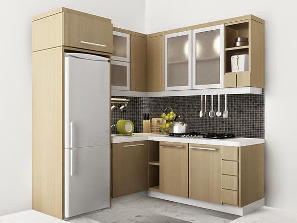 Jual Kitchen set surabaya KS-L08