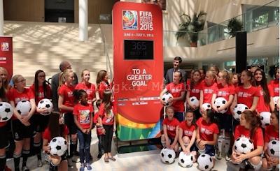Piala Dunia Wanita 2015