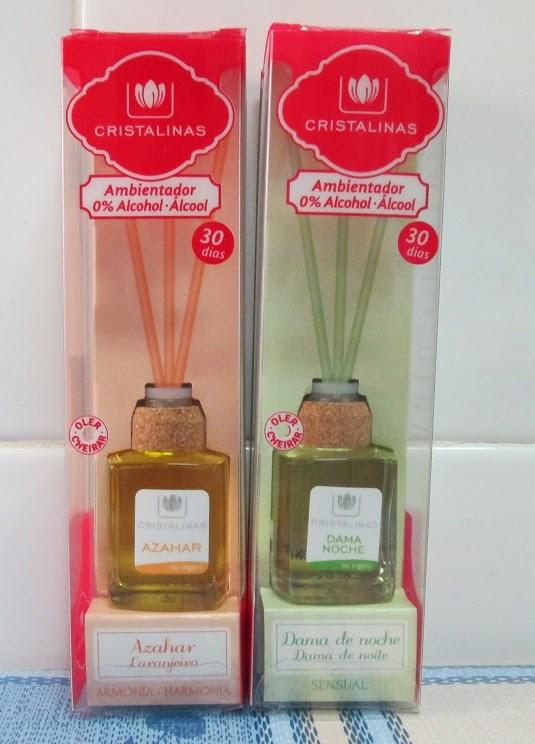 Aromas del hogar con cristalinas perlica84 cosm tiques for Ambientador leroy merlin