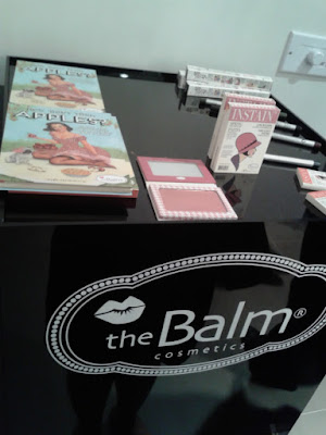 Press day Limoni La Gardenia - The balm