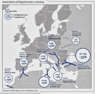 Mon cole fle les routes de l 39 immigration - Office des migrations internationales ...