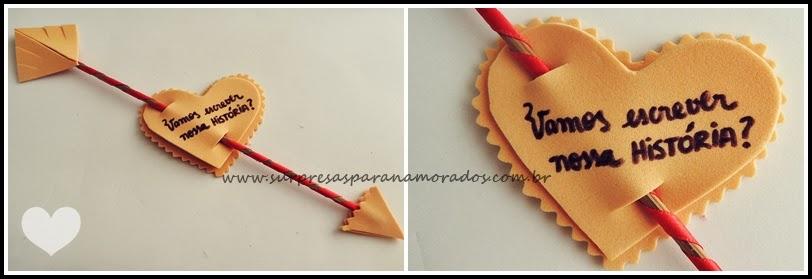 flecha cupido valentine's day