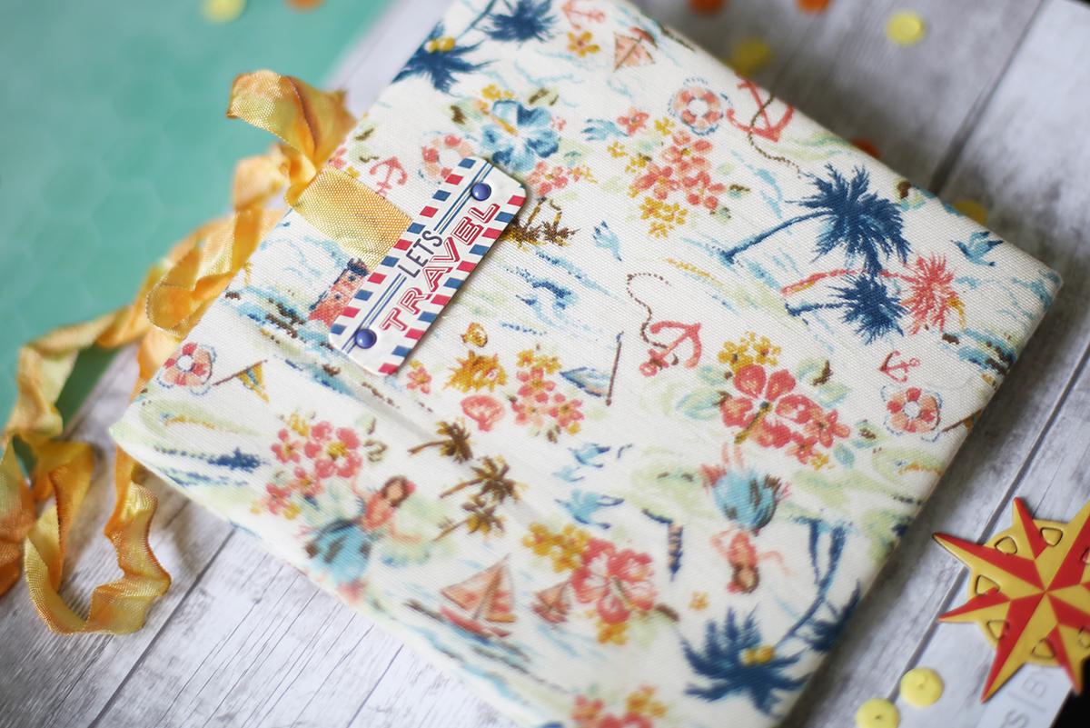 CD disk cover Evgenia Petzer Souvenir BoBunny