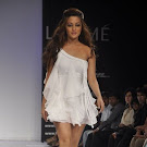 Riya Sen Ramp walk at Lakme Fashion Week Pics