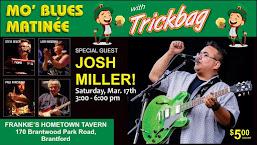 St. Patrick's w Trickbag w Josh Miller