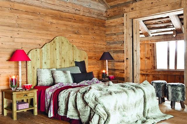 Ideas de dormitorios estilo r stico dormitorios colores for Dormitorios rusticos modernos