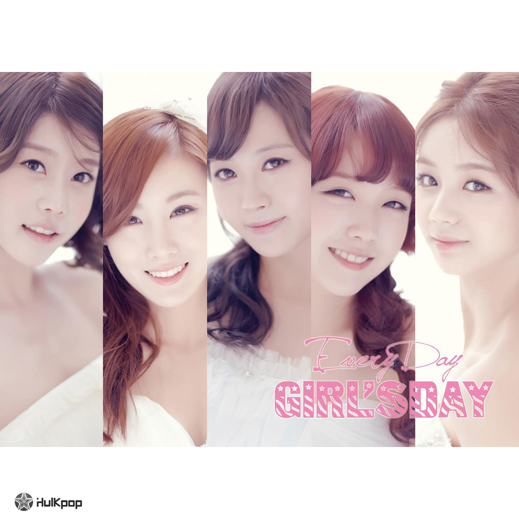 Girl`s Day – Everyday – EP (ITUNES PLUS AAC M4A)