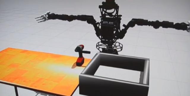 DARPA Robotics Challenge Simulator