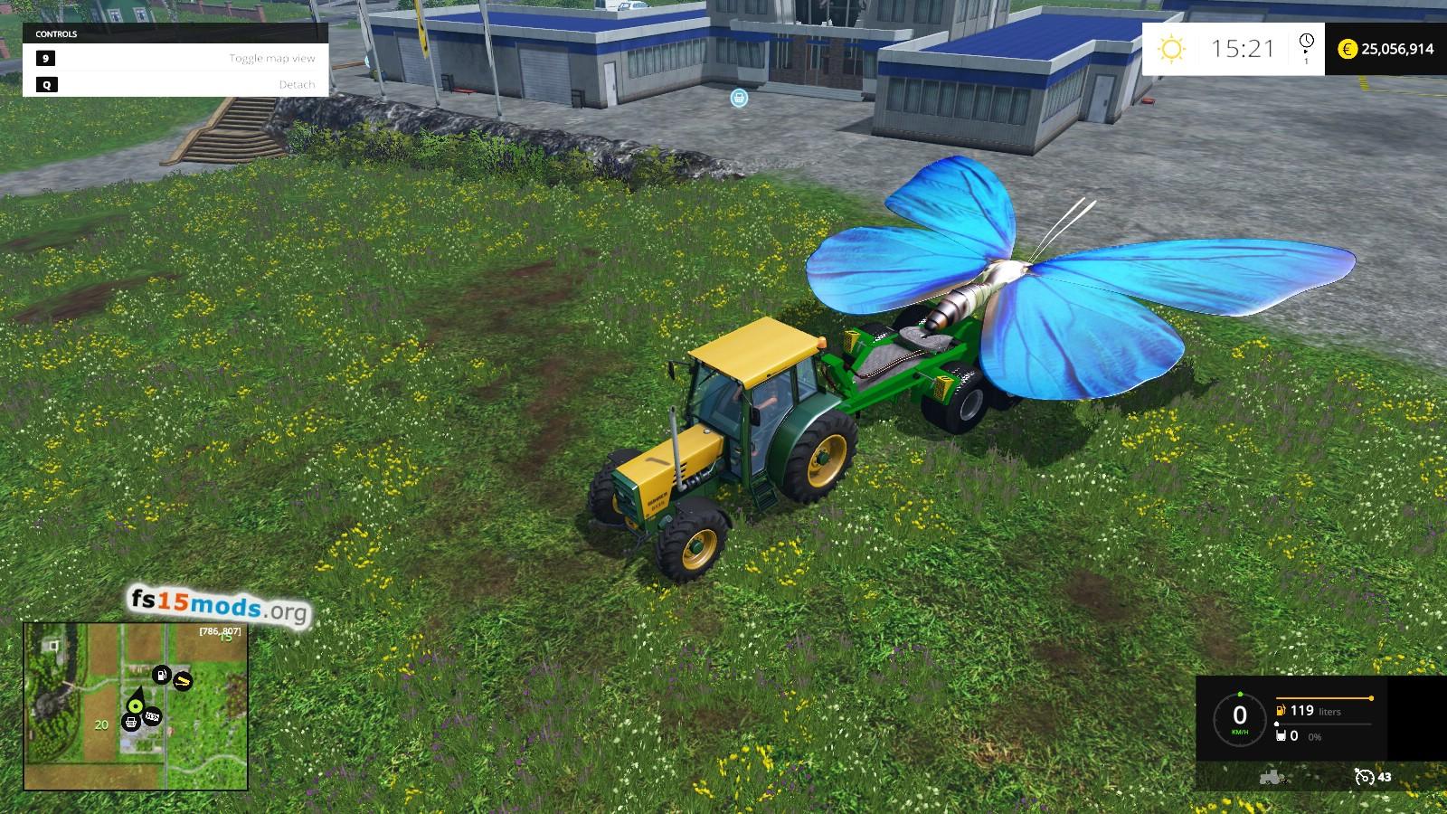 futulasu giant butterfly dolly beta fs15 mods