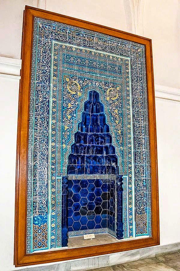 Tile Mihrab