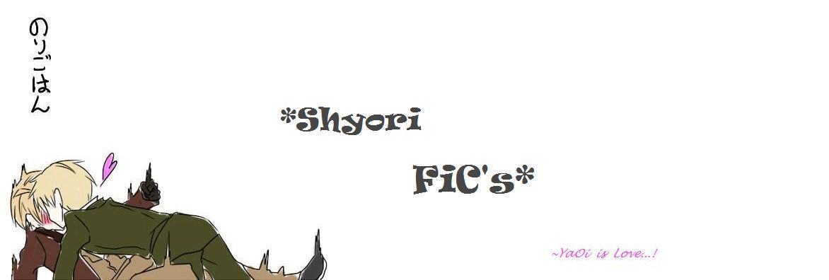 ~ShyOri  Fics ♥
